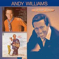 Cover Andy Williams - Honey / Happy Heart