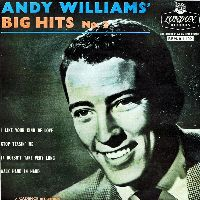 Cover Andy Williams - I Like Your Kind Of Love