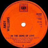 Cover Andy Williams - In The Arms Of Love
