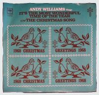 Cover Andy Williams - It's The Most Wonderful Time Of The Year