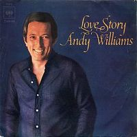Cover Andy Williams - Love Story (Where Do I Begin)