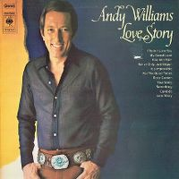 Cover Andy Williams - Love Story