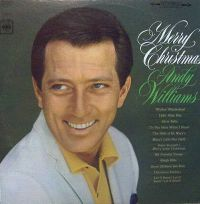 Cover Andy Williams - Merry Christmas