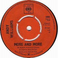 Cover Andy Williams - More And More