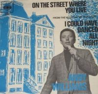 Cover Andy Williams - On The Street Where You Live