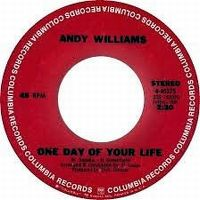 Cover Andy Williams - One Day Of Your Life