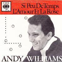 Cover Andy Williams - Si peu de temps