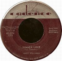 Cover Andy Williams - Summer Love