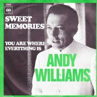 Cover Andy Williams - Sweet Memories