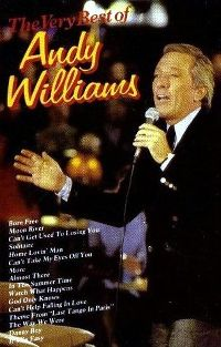 Cover Andy Williams - The Very Best Of Andy Williams
