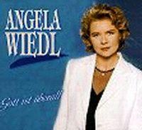Cover Angela Wiedl - Gott ist überall