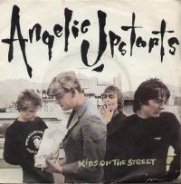 Cover Angelic Upstarts - Kids On The Street