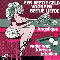 Cover Angelique - Een beetje geld voor een beetje liefde