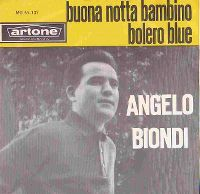 Cover Angelo Biondi - Buona notte bambino