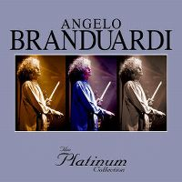 Cover Angelo Branduardi - The Platinum Collection