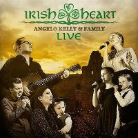 Cover Angelo Kelly & Family - Irish Heart Live