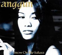 Cover Anggun - Snow On The Sahara