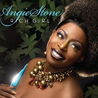Cover Angie Stone - Rich Girl