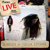 Cover Angus & Julia Stone - iTunes Live From Sydney