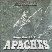 Cover Angy Burri & The Apaches - Hokahe