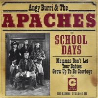 Cover Angy Burri & The Apaches - School Days