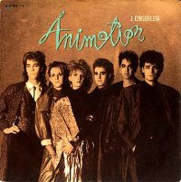 Cover Animotion - I Engineer