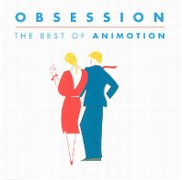 Cover Animotion - Obsession - The Best Of Animotion