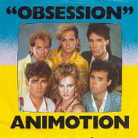 Cover Animotion - Obsession
