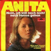 Cover Anita - Nein, ich will noch nicht nach Hause gehen
