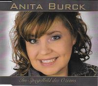 Cover Anita Burck - Im Spiegelbild des Ozeans