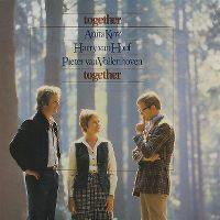 Cover Anita Kerr & Harry van Hoof & Pieter van Vollenhoven - Together