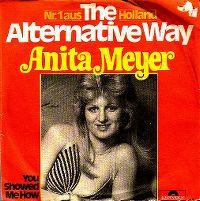Cover Anita Meyer - The Alternative Way