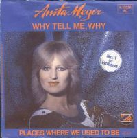 Cover Anita Meyer - Why Tell Me, Why