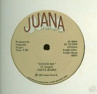 Cover Anita Ward - Cover Me