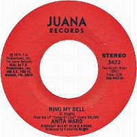 Cover Anita Ward - Ring My Bell