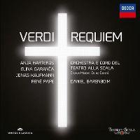 Cover Anja Harteros / Elina Garanča / Jonas Kaufmann / René Pape / Orchestra e Coro del Teatro alla Scala / Daniel Barenboim - Verdi Requiem