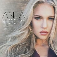 Cover Anja Nissen - Where I Am