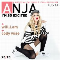 Cover Anja Nissen feat. will.i.am & Cody Wise - I'm So Excited