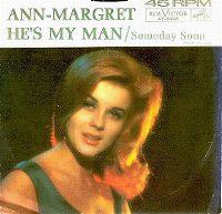 Cover Ann-Margret - He's My Man