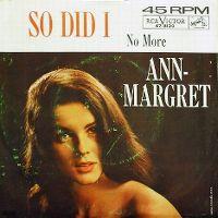 Cover Ann-Margret - So Did I