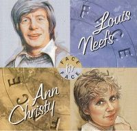 Cover Ann Christy / Louis Neefs - Face To Face