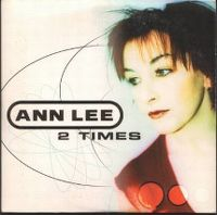 Cover Ann Lee - 2 Times