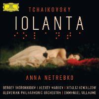 Cover Anna Netrebko - Iolanta - Tchaikovsky