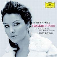 Cover Anna Netrebko - Russian Album