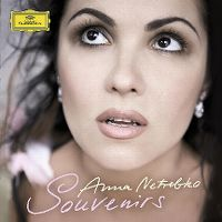 Cover Anna Netrebko - Souvenirs