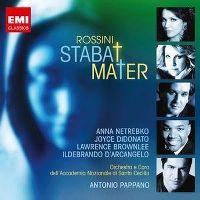 Cover Anna Netrebko - Stabat Mater - Rossini