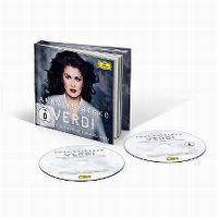 Cover Anna Netrebko / Orchestra Teatro Regio Torino / Gianandrea Noseda - Verdi