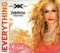 Cover Anna Vissi - Everything