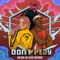 Cover Anne-Marie x KSI x Digital Farm Animals - Don't Play