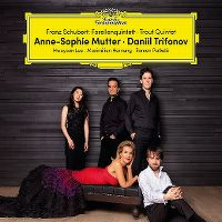 Cover Anne-Sophie Mutter / Daniil Trifonov - Franz Schubert: Forellenquintett - Trout Quintet